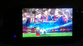 getlinkyoutube.com-PES 2017 EN PS VITA CON REMOTE PLAY PS3