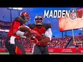 Madden 18 Career Mode RB S2 Ep 19 - 1ST GAME WITH TAMPA BAY BUCCANEEERS!