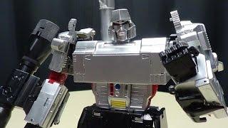 getlinkyoutube.com-X-Transbots APOLLYON (Masterpiece Megatron): EmGo's Transformers Reviews N' Stuff