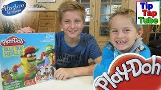 getlinkyoutube.com-Hasbro Play Doh Alle auf Kalle Knetgummi Spielzeug auspacken spielen Kanal für Kinder Kinderkanal