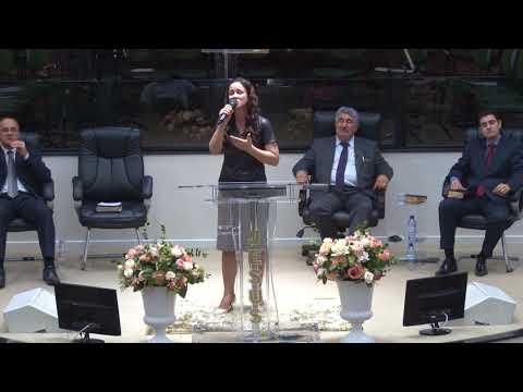 Márcia Capeller - A Ele, a glória - 14 01 2018