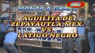getlinkyoutube.com-El Reto: Aguilita vs P.Jirafales y Látigo Negro