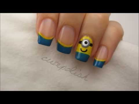 Despicable Me 2: Minion Nails