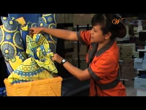 Tutorial Seserahan Bed Cover by Kado Kita Yogyakarta
