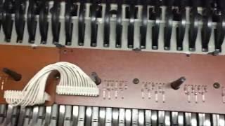 getlinkyoutube.com-Yamaha Clavinova CLP 760 Keyboard Sound Repair