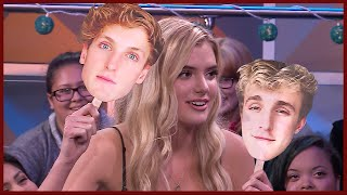 getlinkyoutube.com-HOW WELL DOES ALISSA VIOLET KNOW JAKE AND LOGAN PAUL?!