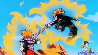 getlinkyoutube.com-Goku SSJ Vs  Trunks SSJ Audio Latino