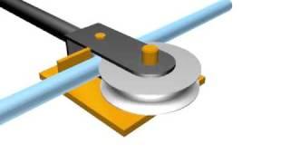 getlinkyoutube.com-simple to construct pipe bender