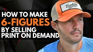 getlinkyoutube.com-How to Make 6-Figures by Selling Print on Demand Clothing & Gear in the Facebook™ Newsfeed