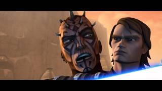 getlinkyoutube.com-Star Wars: The Clone Wars - Anakin & Obi-Wan vs. Nightbrothers [1080p]