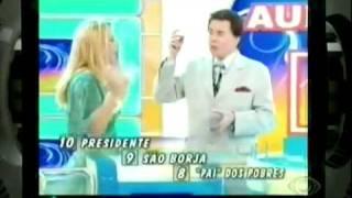 getlinkyoutube.com-SILVIO SANTOS HUMILHA CARLA PERES (OFICIAL) SENSACIONAL
