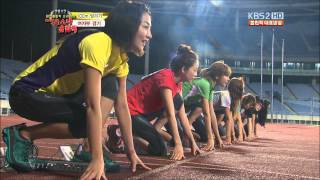 getlinkyoutube.com-Bomi (apink) - 120805 KBS ATHLETICS COMPETITION (cut)