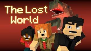 Minecraft Parody - JURASSIC PARK: THE LOST WORLD! - (Minecraft Animation)