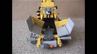 getlinkyoutube.com-LEGO Paving Machine