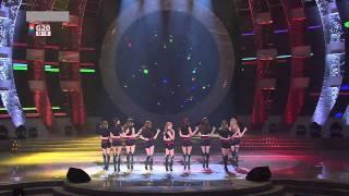 getlinkyoutube.com-【LIVE中字】101106 少女時代(SNSD) - Hoot