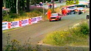 getlinkyoutube.com-Vårdkasloppet 1983 Hillclimb Sweden