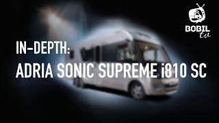getlinkyoutube.com-I dybden: 2016 Adria Sonic Supreme i810 SC
