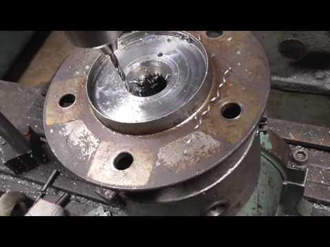 Центральная подкачка колес в ниве (эксперимент)
