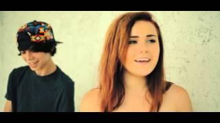 "getlinkyoutube.com-Ariana Grande ""The Way"" - Cover by Camryn Boci and Austin Porter"