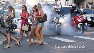 Motos esportivas acelerando em Curitiba - Parte 51