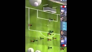 getlinkyoutube.com-Stickman Soccer 2014 Gameplay(Portugal VS Algeria)