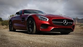 getlinkyoutube.com-2016 Mercedes AMG GT S: Rewriting what you think of Mercedes (CNET On Cars, Ep. 79)