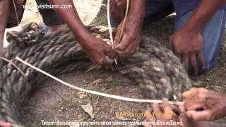 getlinkyoutube.com-พิธีกรรมการทำเชือกปะกำช้าง 6 7