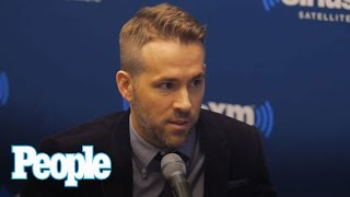 Ryan Reynolds Reveals When He Feels His Sexiest | People