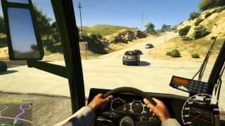 getlinkyoutube.com-GTA 5 Bus Missions Mod