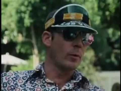 Fear and Loathing on the Road to Hollywood {Full Film}- Hunter S Thompson Documentary