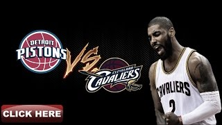 getlinkyoutube.com-Kyrie Irving Full Series Highlights vs Pistons in 2016 Nba Playoffs - Clutch !! ᴴᴰ