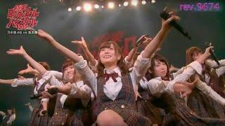 getlinkyoutube.com-乃木坂46 LIVE at Zepp DiverCity on 20140415 Nogizaka46