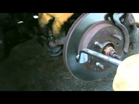 Tie Rod End Replacement
