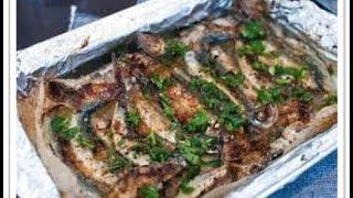 getlinkyoutube.com-طريقة عمل سمك سردين بالفرن