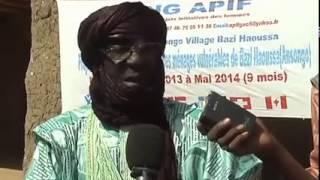 Sécurité des conditions de vie des ménages vulnérables de Bazi Haoussa (Ansongo)