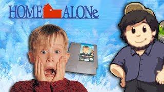 getlinkyoutube.com-Home Alone Games - JonTron