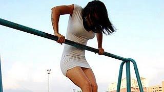getlinkyoutube.com-Workout Fitness Motivation For Female Models