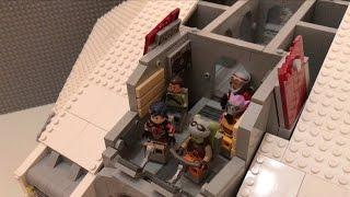 getlinkyoutube.com-Lego Star Wars Rebels UCS Ghost - Work in Progress WIP