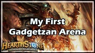 getlinkyoutube.com-[Hearthstone] My First Gadgetzan Arena
