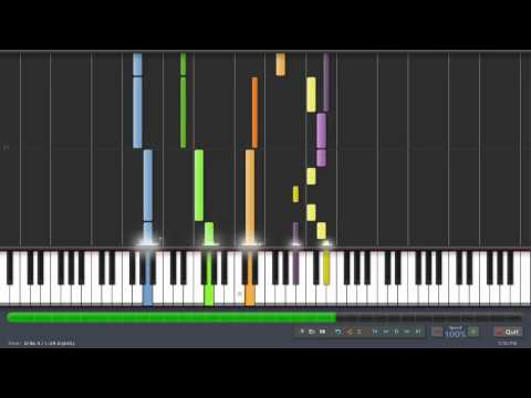 Portal 2 - Turret Ending Song (Cara Mia) Peaceful Arrangement