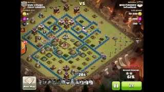 Clash of Clans - InTheDark vs FULLY LOADED