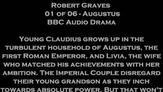 I, Claudius by Robert Graves 01 of 06   AUGUSTUS width=