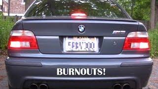 getlinkyoutube.com-How To Do a Rolling Burnout!