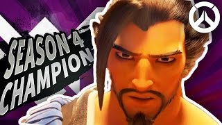 getlinkyoutube.com-SEASON 4's CHAMPION! | Overwatch