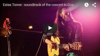 getlinkyoutube.com-Estas Tonne : soundtrack of the concert in Goa