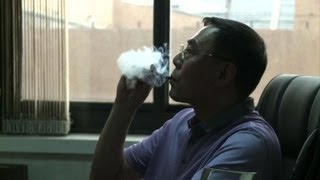 Quick Interview with the Inventor of E-Cigarettes