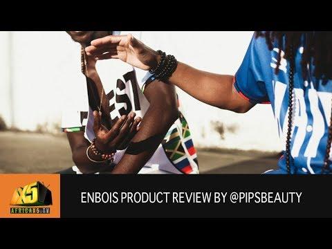 Review   Enbois Africa Cocoa Set Beads @enbois.originals