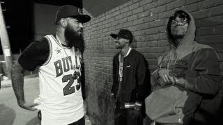 Stalley - BET Music Matters Tour Vlog 1