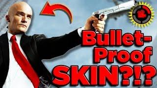 getlinkyoutube.com-Film Theory: Is Hitman's Bulletproof Skin POSSIBLE?