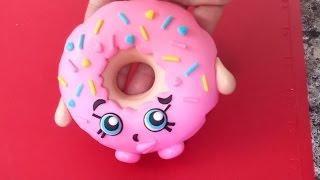 getlinkyoutube.com-Shopkins D'lish Donut Cake Topper Tutorial
